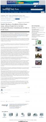 Dmitri Chavkerov -  Anchorage Daily News - Paying Taxes and Saving