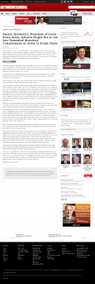 Dmitri Chavkerov -  Austin Business Journal - Paying Taxes and Saving