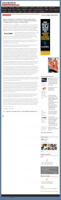 Dmitri Chavkerov -  Axleration - Paying Taxes and Saving