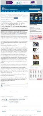 Dmitri Chavkerov -  Belleville News-Democrat - Paying Taxes and Saving