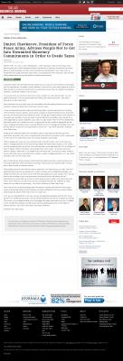 Dmitri Chavkerov -  Dallas Business Journal - Paying Taxes and Saving