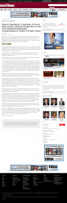 Dmitri Chavkerov -  Dayton Business Journal - Paying Taxes and Saving