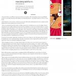 Dmitri Chavkerov   Paying taxes and saving as path to success article in Farmington Daily Times (Farmington, NM)