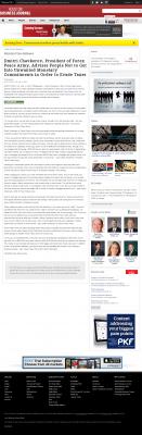 Dmitri Chavkerov -  Houston Business Journal - Paying Taxes and Saving