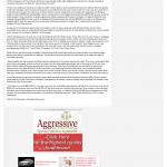 Dmitri Chavkerov   Paying taxes and saving as path to success article in KALB-TV CBS-2 / NBC-5 (Alexandria, LA)