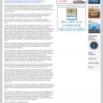 Dmitri Chavkerov | Paying taxes and saving as path to success article in KAUZ-TV CBS-6 (Wichita Falls, TX)