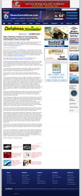 Dmitri Chavkerov -  KAUZ-TV CBS-6 (Wichita Falls, TX) - Paying Taxes and Saving
