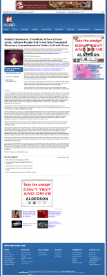 Dmitri Chavkerov -  KCBD NBC-11 (Lubbock, TX) - Paying Taxes and Saving