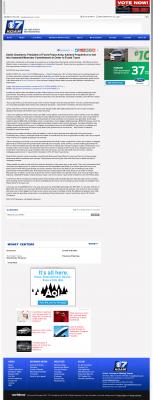 Dmitri Chavkerov -  KOAM-TV CBS-7 (Pittsburg, KS) - Paying Taxes and Saving