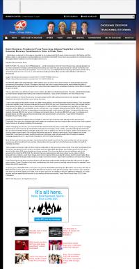 Dmitri Chavkerov -  KRHD-TV ABC-40 (Bryan-College Station, TX) - Paying Taxes and Saving