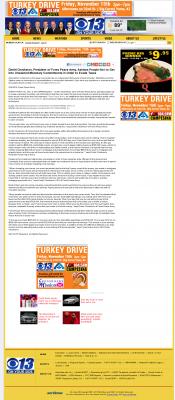 Dmitri Chavkerov -  KSWT-TV CBS-13 (Yuma, AZ) - Paying Taxes and Saving