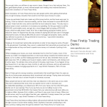 Dmitri Chavkerov | Paying taxes and saving as path to success article in KVOR 740-AM (Colorado Springs, CO)