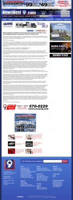 Dmitri Chavkerov -  KWES-TV NBC-9 (Midland, TX) - Paying Taxes and Saving
