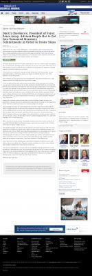 Dmitri Chavkerov -  Kansas City Business Journal - Paying Taxes and Saving