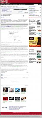 Dmitri Chavkerov -  Market Intelligence Center - Paying Taxes and Saving