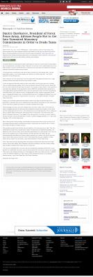 Dmitri Chavkerov -  Minneapolis / St. Paul Business Journal - Paying Taxes and Saving