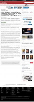 Dmitri Chavkerov -  Portland Business Journal - Paying Taxes and Saving