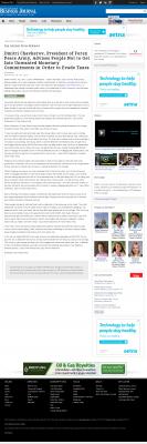 Dmitri Chavkerov -  San Antonio Business Journal - Paying Taxes and Saving