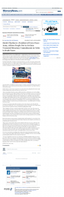 Dmitri Chavkerov -  San Jose Mercury News - Paying Taxes and Saving