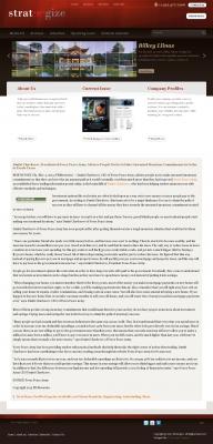 Dmitri Chavkerov -  Strategize Magazine - Paying Taxes and Saving