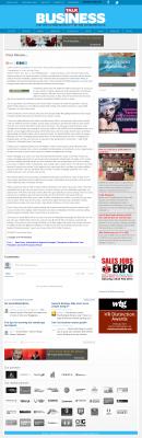 Dmitri Chavkerov -  Talk Business Magazine - Paying Taxes and Saving