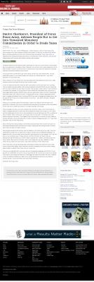 Dmitri Chavkerov -  Tampa Bay Business Journal - Paying Taxes and Saving