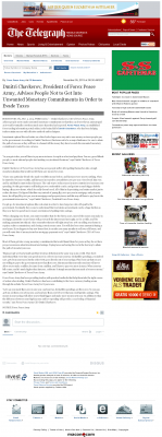 Dmitri Chavkerov -  Telegraph-Macon (Macon, GA) - Paying Taxes and Saving