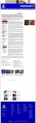Dmitri Chavkerov -  WDAM NBC-7 (Hattiesburg-Laurel, MS) - Paying Taxes and Saving