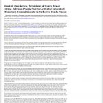 Dmitri Chavkerov | Paying taxes and saving as path to success article in WFXG-TV FOX-54 (Augusta, GA)