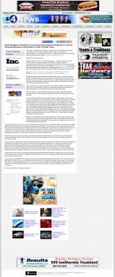 Dmitri Chavkerov -  WHBF CBS-4 (Rock Island, IL) - Paying Taxes and Saving