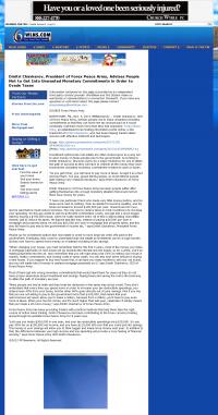 Dmitri Chavkerov -  WLNS CBS-6 (Lansing, MI) - Paying Taxes and Saving