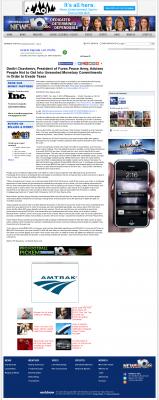 Dmitri Chavkerov -  WTEN ABC-10 (Albany, NY) - Paying Taxes and Saving