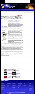 Dmitri Chavkerov -  WTVM ABC-9 (Columbus, GA) - Paying Taxes and Saving