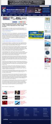 Forex Peace Army -  KAUZ-TV CBS-6 (Wichita Falls, TX) - Attracting Wealth