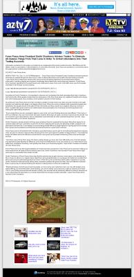 Forex Peace Army -  KAZT IND-7 (Phoenix/Prescott, AZ) - Attracting Wealth