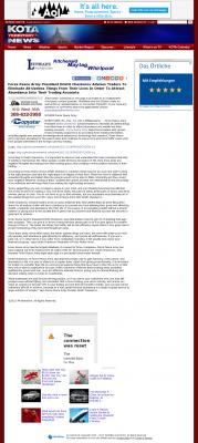 Forex Peace Army -  KDUH-TV ABC-3 (Scottsbluff, NE) - Attracting Wealth