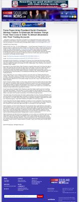 Forex Peace Army -  KMEG-TV CBS-14 (Sioux City, IA) - Attracting Wealth
