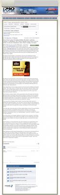 Forex Peace Army -  KVOR 740-AM (Colorado Springs, CO) - Attracting Wealth