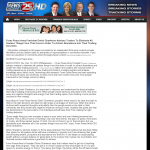 Forex Peace Army | Abundance and Wealth Attraction through Live Clean up – Tip in KXXV-TV ABC-25 (Waco, TX)