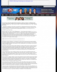 Forex Peace Army -  KXXV-TV ABC-25 (Waco, TX) - Attracting Wealth