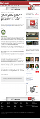 Forex Peace Army -  Minneapolis / St. Paul Business Journal - Attracting Wealth