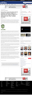 Forex Peace Army -  Nashville Business Journal - Attracting Wealth