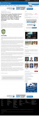 Forex Peace Army -  New Mexico Business Weekly - Attracting Wealth