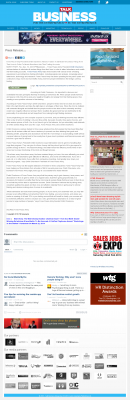 Forex Peace Army -  Talk Business Magazine - Attracting Wealth