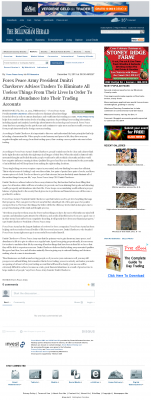 Forex Peace Army -  The Bellingham Herald - Attracting Wealth