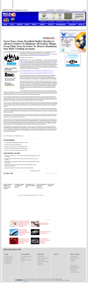 Forex Peace Army -  WALB NBC-10 (Albany, GA) - Attracting Wealth