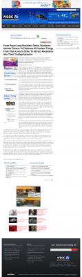 Forex Peace Army -  WBOC CBS-16 (Salisbury, MD) - Attracting Wealth