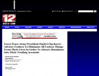 Forex Peace Army -  WSFA NBC-12 (Montgomery, AL) - Attracting Wealth