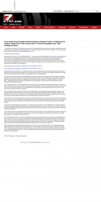 Forex Peace Army -  WTRF-TV CBS-7 (Wheeling, WV) - Attracting Wealth