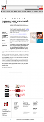 Forex Peace Army -  WXIX FOX-19 (Cincinnati, OH) - Attracting Wealth